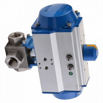 Vérin hydraulique ISO6020/2 Ø40x28 course 90mm fixation ME6 alésage Ø40 tige Ø28