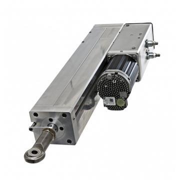 Samger Vérin hydraulique 8 Tonnes double pompe pour grue d'atelier