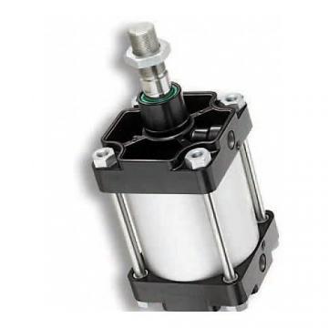 PARKER Pneumatique Double Effet bouteille d'air 70x70 mm -50 cm Open-Bon état