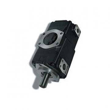 Genuine PARKER/JCB LOADALL Twin pompe hydraulique 20/925357 MADE in EU