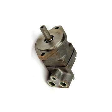Genuine PARKER/JCB 3CX double pompe hydraulique 20/925339 36 + 26cc/rev MADE in EU