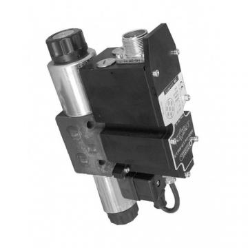 BOSCH HYDRAULIC PROPORTIONAL DIRECTIONAL CONTROL VALVE 0811404001 NEW