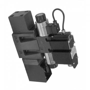 Distributeur hydraulique vanne 3 voies déviateur 3 voies  hydraulique 3/8 60L