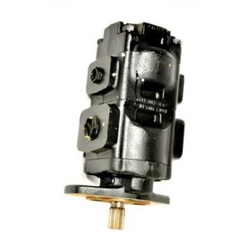 Parker / Jcb 3CX Double Pompe Hydraulique 20/925338 33+ 23cc / Rev Fabriqué en