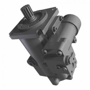 Hydraulique 16 GPM Deux Stage Hi-Low Pompe C/W bell housing Engine Kit