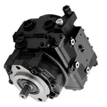 16 GPM Hydraulique à deux étages Hi-Low pompe à engrenages à 3600 tr/min