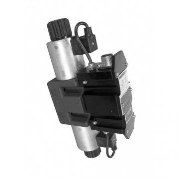 D661Z2726G Moog Hydraulique Vanne Proportionnelle / 5271