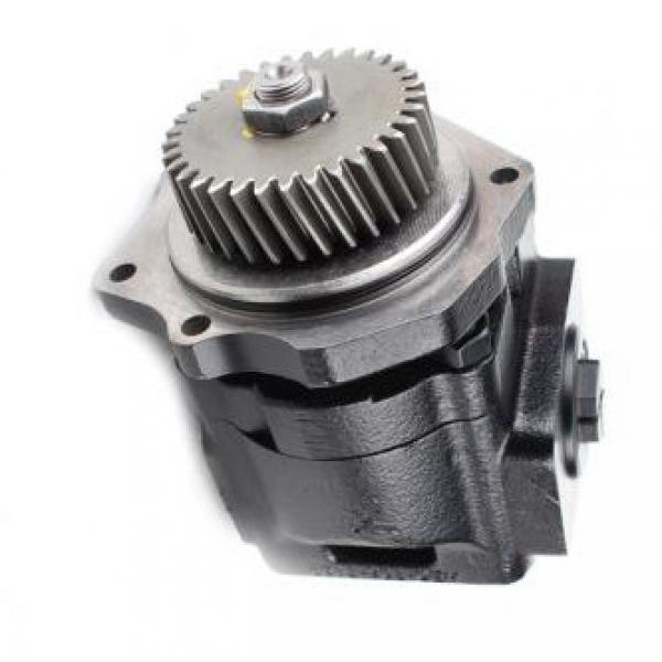 Genuine PARKER/JCB 3CX double pompe hydraulique 333/G5391 37 + 33cc/rev. Made in EU #1 image