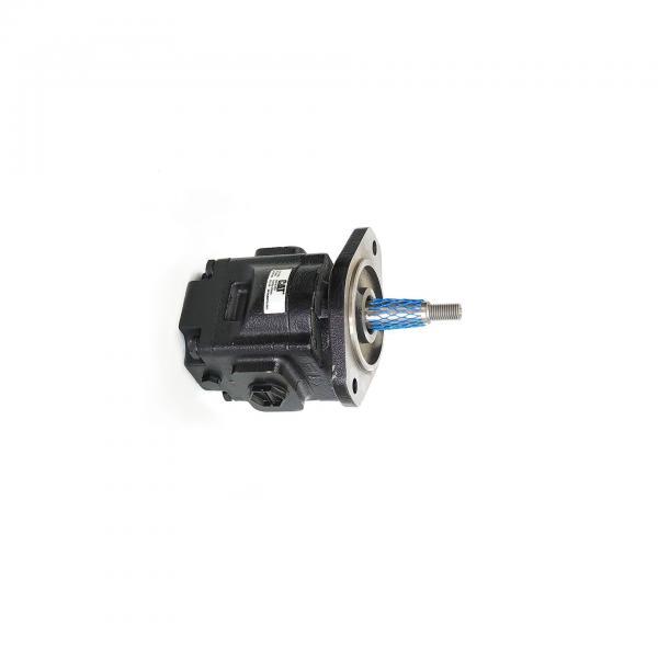 Genuine PARKER/JCB 3CX double pompe hydraulique 333/G5391 37 + 33cc/rev. Made in EU #2 image