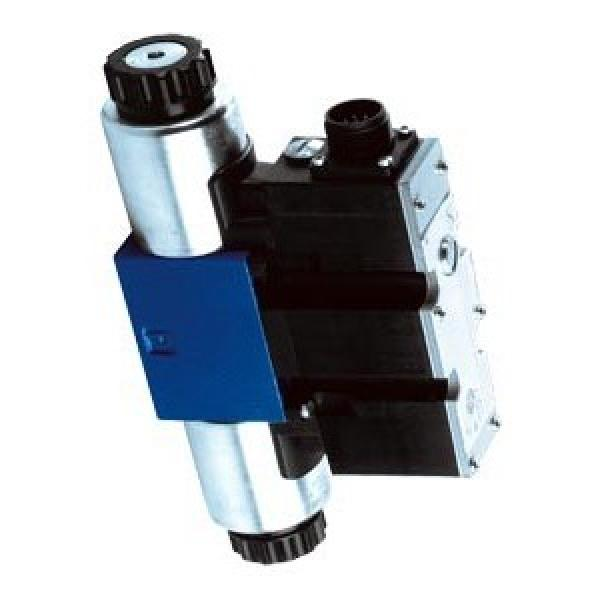 Rexroth Bosch Rexroth Ag 4WE6D60/EW110N9K4 Poussoir Hydraulique #1 image