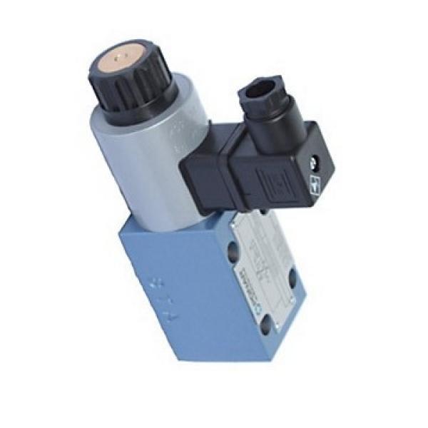 Bosch Rexroth Ag R978917737 LFA40WEA71/A10/12 Lfa Hydraulique Valve Logique De #1 image